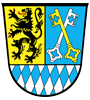 International Police Association Berchtesgadener Land - Wappen von Berchtesgadener Land